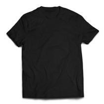 Camiseta Camisa Basica Lisa Sem Estampa 100% Algodão Básico