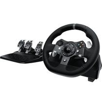 Volante Logitech G920 Para Xbox One Y Pc
