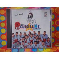 Banda Cuisillos Cd De Arturo Macias 1997 Te Amo