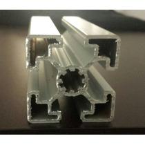 Perfil Aluminio Estructural 45x45
