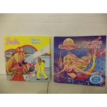 Barbie Fiestas 12 Libros Lectura Premio Recuerdos Regalos