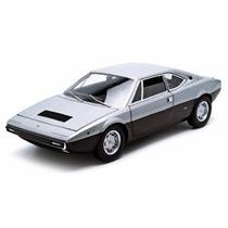 Ferrari Dino 308 Gt4 1973 Prata/preto 1:18 Hot Wheels Elite