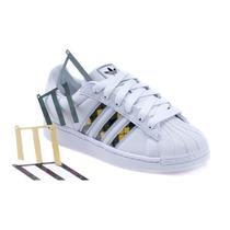 Zapatillas Adidas Superstar Ii Modelo Exclusivo Original