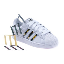 Zapatillas Adidas Superstar Ii Modelo Exclusivo Talle 44