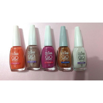 Kit N4 Gio Antonelli Colorama - 5 Esmaltes