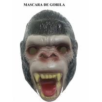 Mascara De Gorila Dia De Muertos