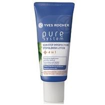 Sos Crema Facial Piel Grasa Acneica Pure System Yves Rocher