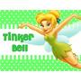 Kit Imprimible Tinker Bell Campanita Diseña Tarjetas Y Mas