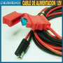 Cable De Alimentacion 12v Para Radio Movil Motorola