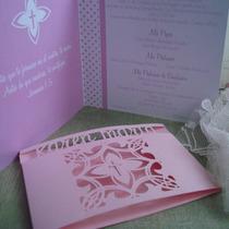 Invitaciones De Lujo, Elegantes, Sofisticadas, Diseño.