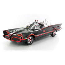 Hot Wheels Batman Classic Tv Serie Batmovel Esc. 1:18 Metal