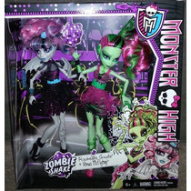 Monster High Zumbi Rochelle E Venus - Mattel