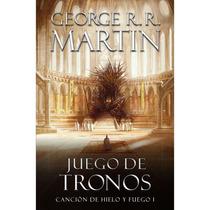Juego De Tronos 5 Novelas - Envío Gratis - Game Of Thrones