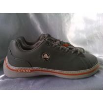 Ultimos Pares Zapatos Crocs Modelo Crocband Caballeros 42