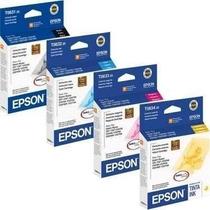 Cartuchos Epson Originales 631, 632, 633 Y 634 (nuevos)