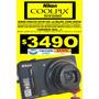 Nikon Coolpix S9100-18x, La Mejor, Como Nueva, Con Todo..!!!