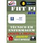Apostila Digital Fht Teresina Pi Tecnico De Enfermagem 2016