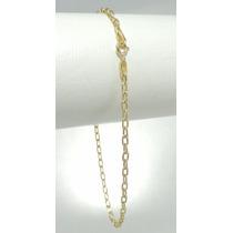 Pulseira Masculina Cartier 21 Cm Ouro 18k 750 Promoção