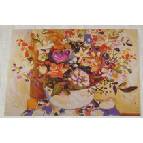 Cartão Postal Dança Das Flores Sou Kit Gom Frete Gratis ;