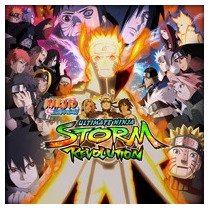 Naruto Shippuden Ultimate Ninja Storm Revolution Ps3 Jogos