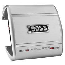 Potencia Amplificador Boss Ch4300 1200 Watts 4 Canales Auto