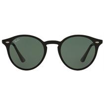 Gafas De Sol Ray Ban Rb 2180 Redondos Marco Negro