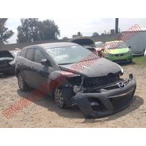 Mazda Cx7 2012 Chatarra Por Partes