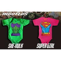 Disfraces Para Bebes - Pañaleros De Super Heroinas