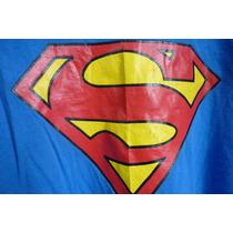 Polera Gildan, Superman .talla L Infante