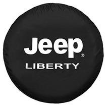 Moonet Lienzo Jeep Liberty Repuesto Neumático De La Rueda De