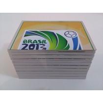Todas 240 Figurinhas Álbum Copa Das Confederações 2013