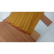 Placa De Fenolite Cobreada P/circuito - 38mm X 265mm 50peças