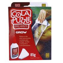 Novo Lacrado Cola Puzzle Brilhante Quebra-cabeça Da Grow