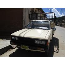 Remato Camioneta Datsun Motor Reparado