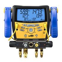 Colector Digital Fieldpiece Sman460 Manifold Vacio Wireless