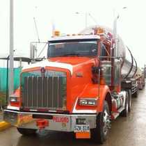 Tractocamion Kenworth T 800 Full Filtros Con Tanque Dot 407