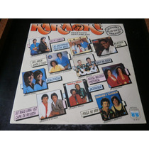 Lp Karaokê 87 - Sucessos Sertanejos, Disco Vinil, Ano 1987