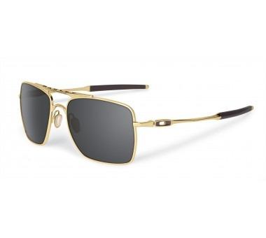 0909283845918 Oculos Oakley Deviation Dourado Oo4061-02 Dourado Quadrado - R  599 ...