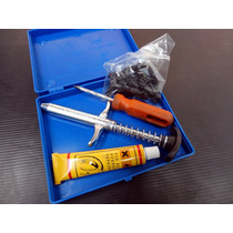 Kit De Parchado Para Llantas Sin Cámara (tubeless) Inyeccion