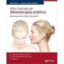 Atlas Ilustrado De Mesoterapia Estética !!nuevos!!