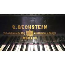 Piano 3\4 C Bechstein Raro E Centenário