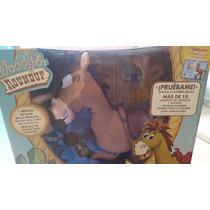 Toy Story El Caballo De Woody Tiro Al Blanco Replica D/lujo