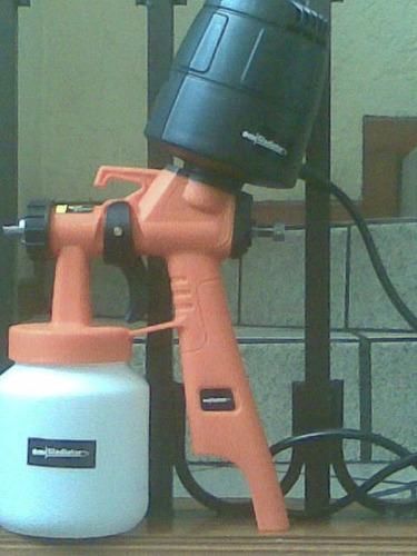 Pistola para pintar hvlp electrica en mercado libre - Pintar con pistola electrica ...