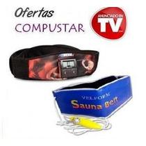 Combo Reductor Oferta Abtronicx2 + Sauna Belt -sale 35%