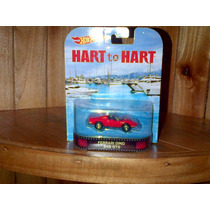 Hot Wheels Ferrari Dino 246 Gts Hart To Hart Escala 1/64