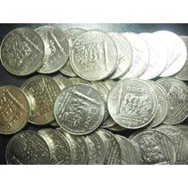 Una Moneda 200 Pesos 175 Aniversario Independencia Niquel