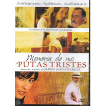 Memorias De Mis Putas Tristes. Basada Novela Garcia Marquez