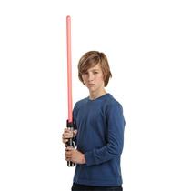 Sabre De Luz Eletrônico Star Wars 2 Em 1 Anakin Darth Vader