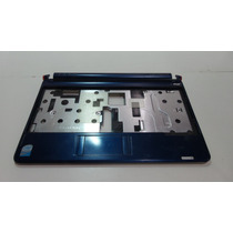 Carcaça Base Superior Para Netbook Acer Aspire One Zg5 Azul