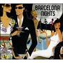 Cd Barcelona Nights - Capa Digipack